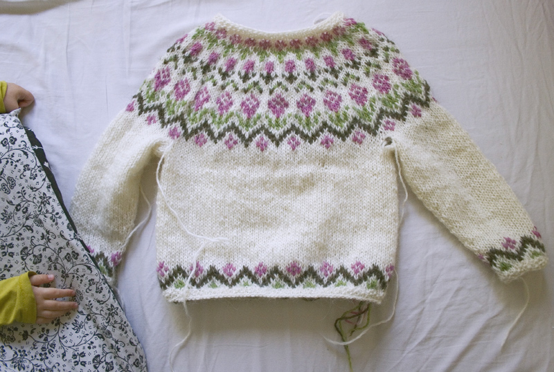 Icelandic Sweaters Knitting Patterns 39