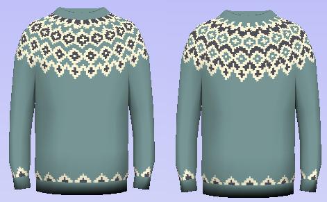 Lopapeysa design